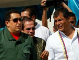 Élites y populistas: los casos de Venezuela y Ecuador